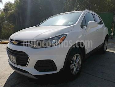 Foto Chevrolet Trax LT Aut usado (2018) color Blanco precio $297,000