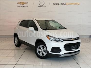 Chevrolet Trax LT Aut usado (2018) color Blanco Galaxia precio $274,000