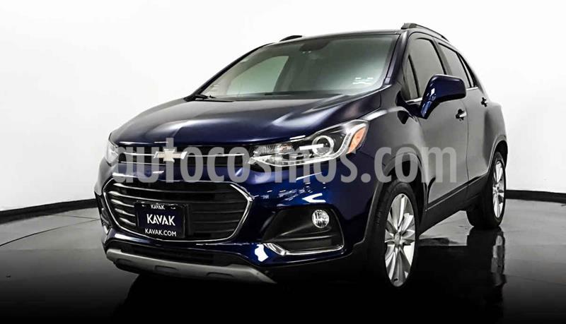 Chevrolet Trax Premier Aut usado (2017) color Azul precio $284,999
