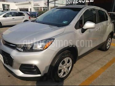 Chevrolet Trax 5p LS L4/1.8 Man usado (2018) color Plata precio $245,000