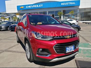 Chevrolet Trax Premier Aut usado (2019) color Rojo Tinto precio $325,000