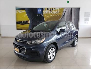 Chevrolet Trax LS usado (2018) color Azul precio $235,900
