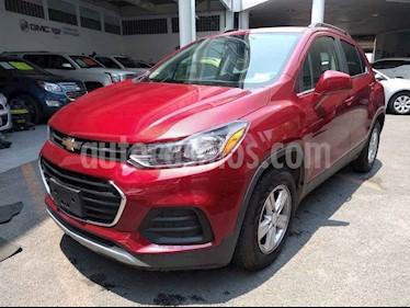Chevrolet Trax 5p LT L4/1.8 Aut usado (2019) color Rojo precio $280,900