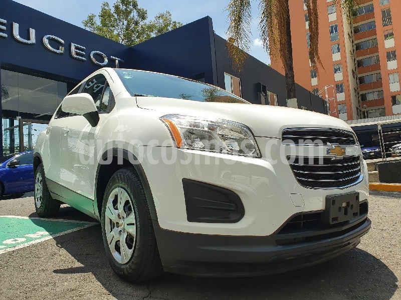 Chevrolet Trax LS usado (2016) color Blanco precio $186,900
