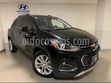 Chevrolet Trax Premier Aut usado (2017) color Negro precio $270,000
