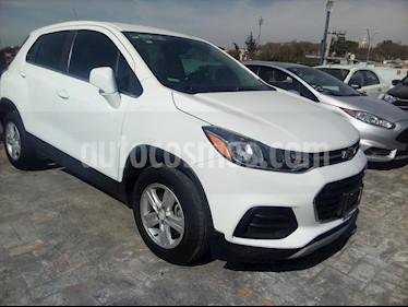 Chevrolet Trax LT AUTOMATICA usado (2017) color Blanco precio $232,000