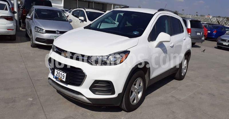 Chevrolet Trax LT usado (2019) color Blanco precio $249,900