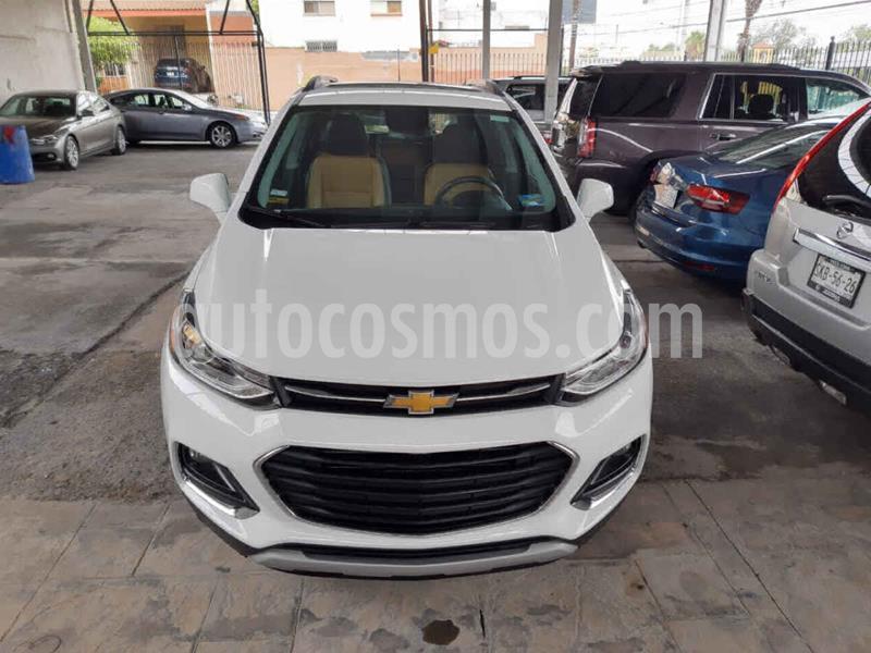 Chevrolet Trax Premier Aut usado (2018) color Blanco precio $269,000