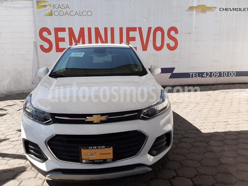 Chevrolet Trax LT Aut usado (2020) color Blanco precio $330,000