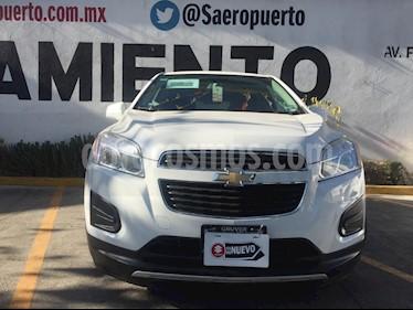Chevrolet Trax LT usado (2014) color Blanco Galaxia precio $160,000