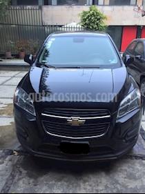 Chevrolet Trax LT Aut usado (2015) color Negro precio $165,000