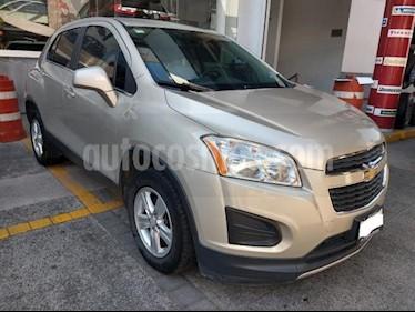 Chevrolet Trax 5P LT 1.8L TA TELA/PIEL RA-16 usado (2015) precio $187,000