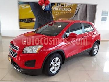 Chevrolet Trax 5P LT L4/1.8 AUT usado (2016) color Rojo precio $225,900