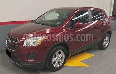 Chevrolet Trax LS usado (2016) color Rojo precio $178,000