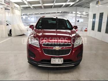 Chevrolet Trax 5P LT L4/1.8 AUT usado (2014) color Rojo precio $160,000