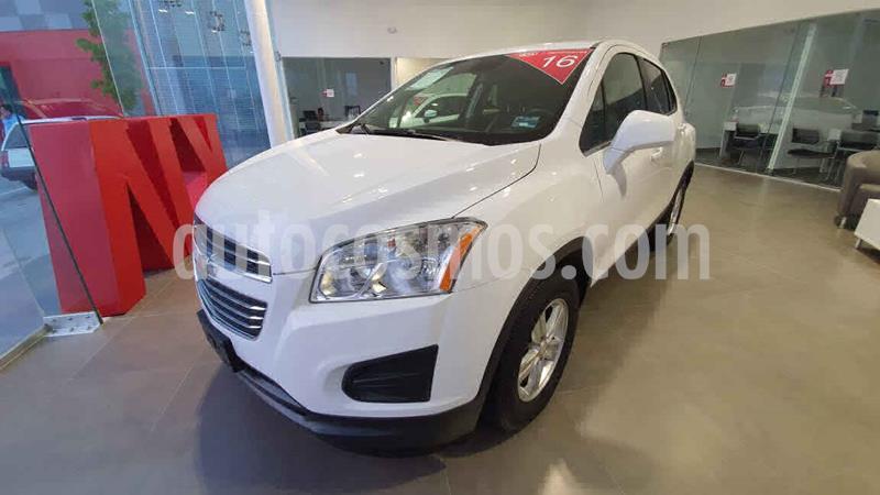 Chevrolet Trax LT Aut usado (2016) color Blanco precio $210,000