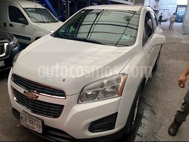 Chevrolet Trax LT usado (2015) color Blanco precio $199,000