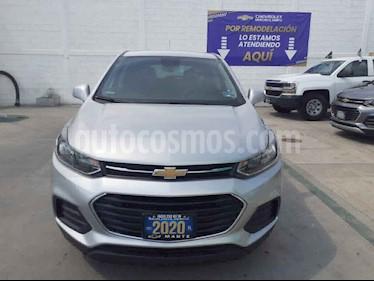 Chevrolet Trax LS nuevo color Plata precio $315,600