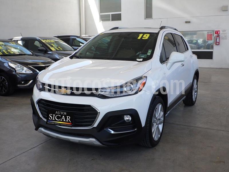 Chevrolet Trax Premier Aut usado (2019) color Blanco precio $289,000
