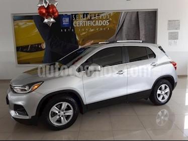 Foto Chevrolet Trax 5p Premier L4/1.8 Aut usado (2017) color Plata precio $305,900