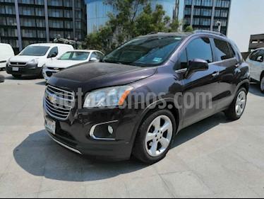 Chevrolet Trax 5 pts. LTZ C usado (2016) color Violeta precio $229,000