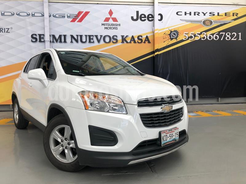 Chevrolet Trax LT Aut usado (2014) color Blanco precio $170,000