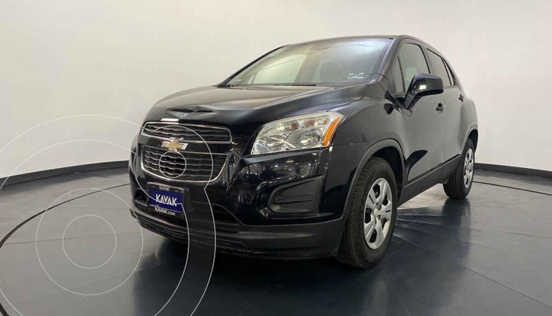 Chevrolet Trax LS usado (2014) color Negro precio $169,999