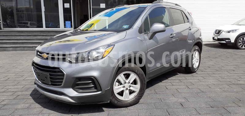 Chevrolet Trax LT usado (2020) color Gris precio $259,900