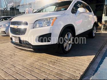 foto Chevrolet Trax LT usado (2015) color Blanco Galaxia precio $195,000