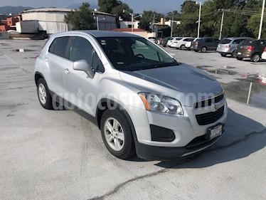 Foto Chevrolet Trax LT usado (2015) color Plata Brillante precio $185,000