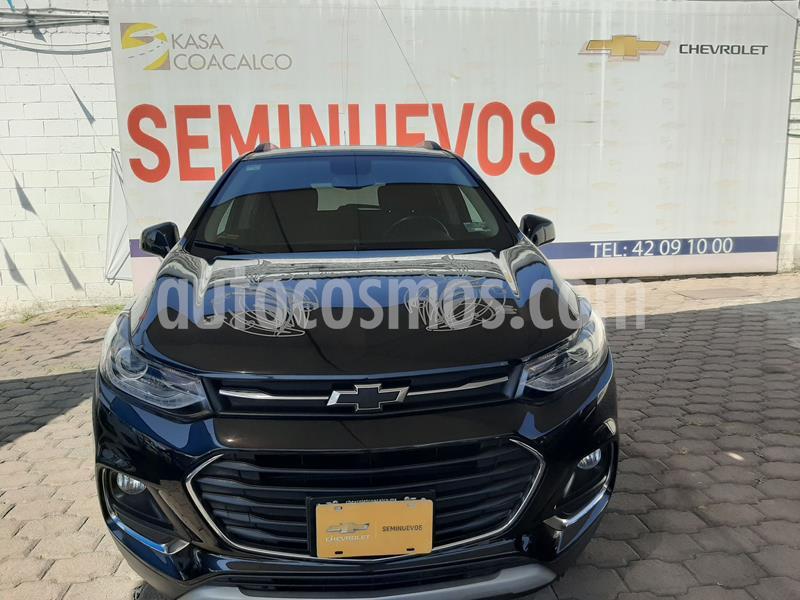 Chevrolet Trax Midnight Aut usado (2019) color Negro precio $350,000