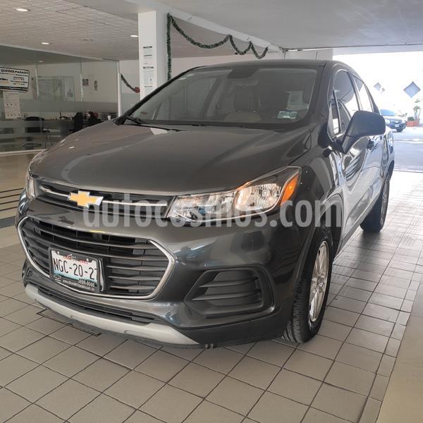 Chevrolet Trax LT usado (2018) color Gris precio $233,800