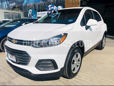 Chevrolet Trax LS usado (2017) color Blanco Galaxia precio $225,000