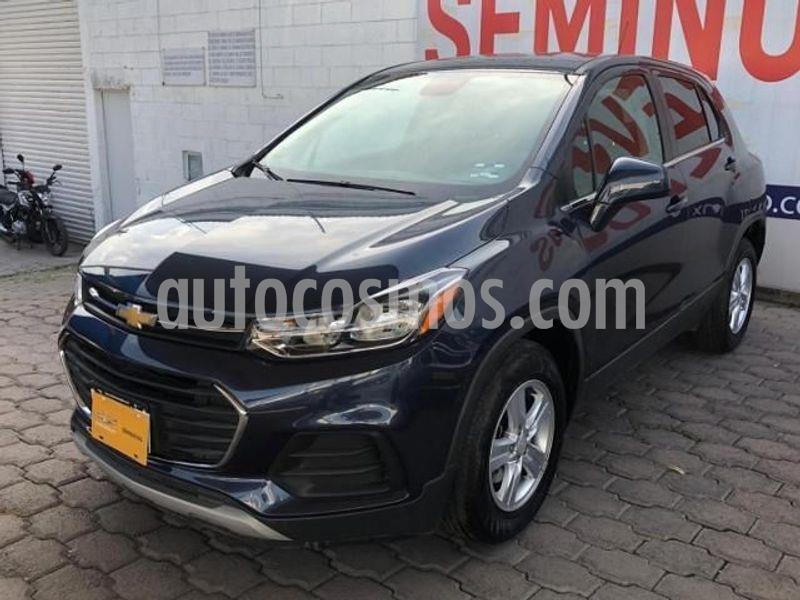 Chevrolet Trax LT Aut usado (2018) color Azul precio $255,000