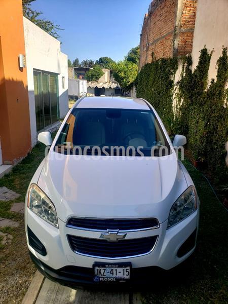 Chevrolet Trax LS usado (2013) color Blanco precio $150,000