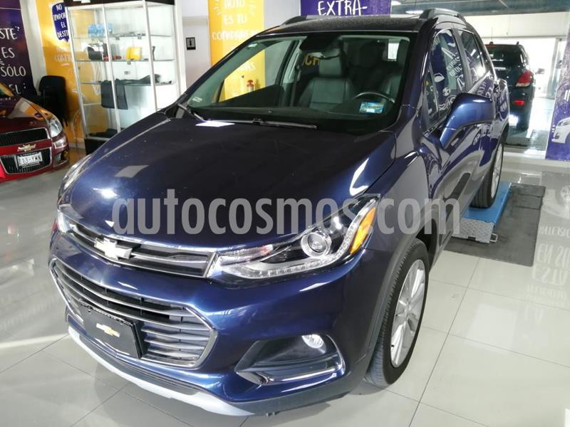 Chevrolet Trax Premier Aut usado (2019) color Azul Marino precio $340,000