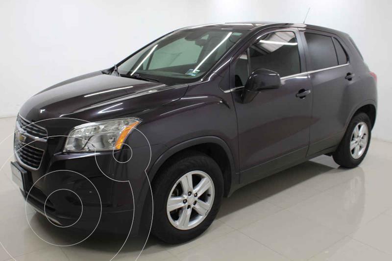 Foto Chevrolet Trax LT usado (2015) color Negro precio $209,000