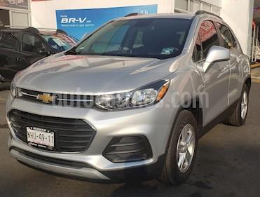 Chevrolet Trax LT Aut usado (2019) color Plata Brillante precio $299,000