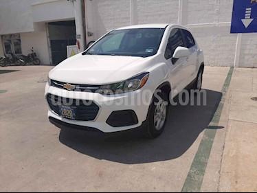 Chevrolet Trax LS nuevo color Blanco precio $328,000