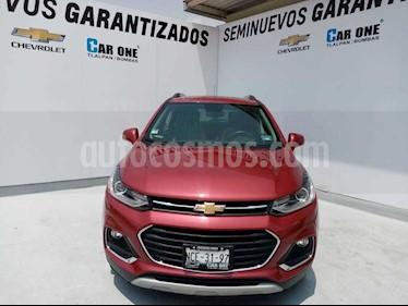Foto Chevrolet Trax Premier Aut usado (2018) color Rojo precio $300,000