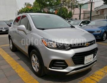 Chevrolet Trax LT usado (2017) color Plata precio $235,000