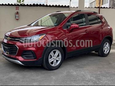 Chevrolet Trax 5p LT L4/1.8 Aut usado (2019) color Vino Tinto precio $249,900