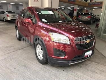 Chevrolet Trax 5P LT L4/1.8 AUT usado (2014) color Rojo precio $180,000