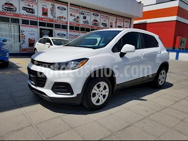 Chevrolet Trax LS MANUAL usado (2018) color Blanco precio $230,000