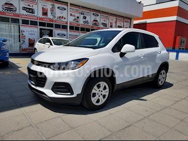 Chevrolet Trax LS MANUAL usado (2018) color Blanco precio $230,000