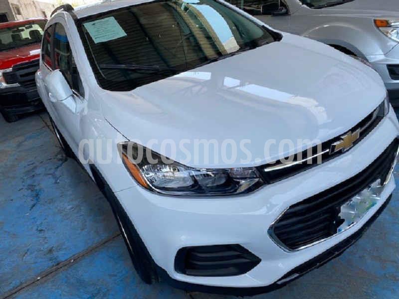 Chevrolet Trax LT usado (2019) color Blanco precio $269,000