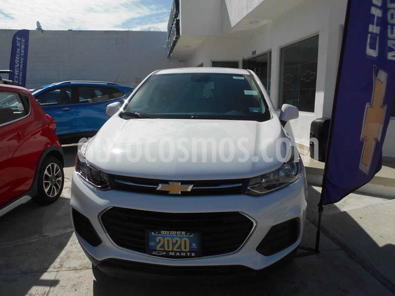 OfertaChevrolet Trax LS nuevo color Blanco precio $315,600