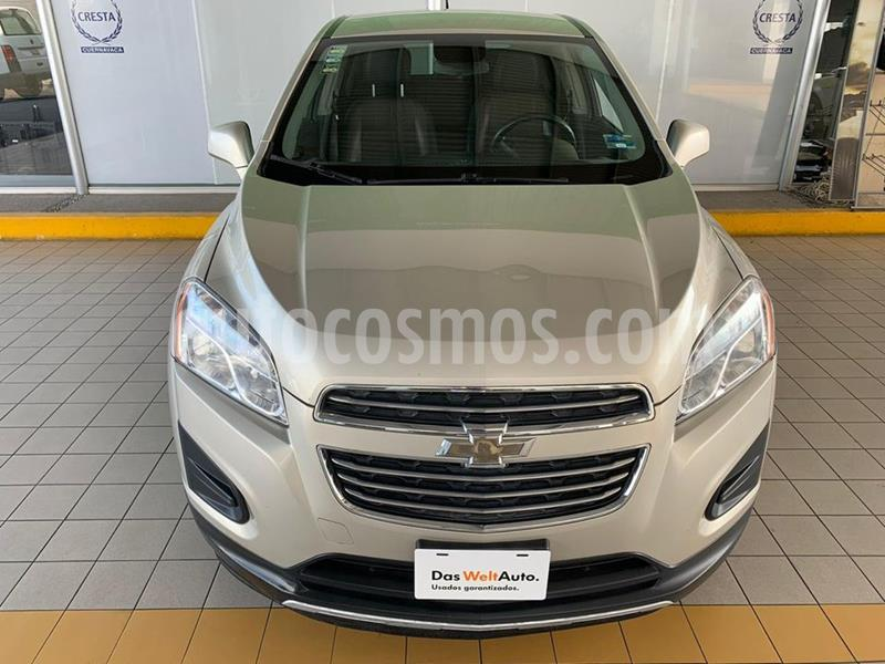 Chevrolet Trax LT Aut usado (2016) color Bronce precio $194,900