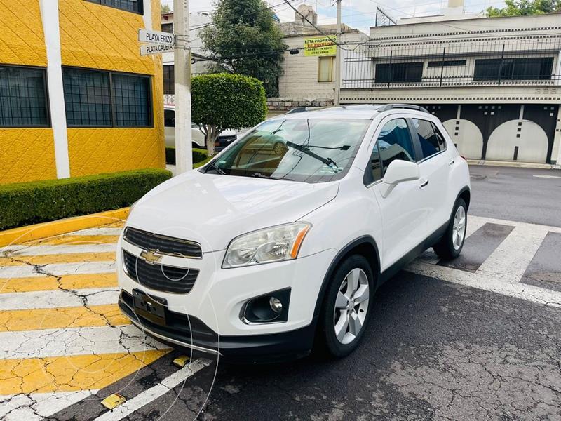 Foto Chevrolet Trax LTZ Turbo usado (2014) color Blanco precio $209,900