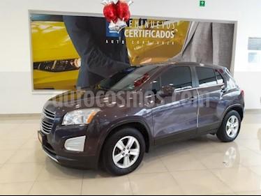 Chevrolet Trax 5P LT 1.8L TA TELA/PIEL RA-16 usado (2016) precio $22,900
